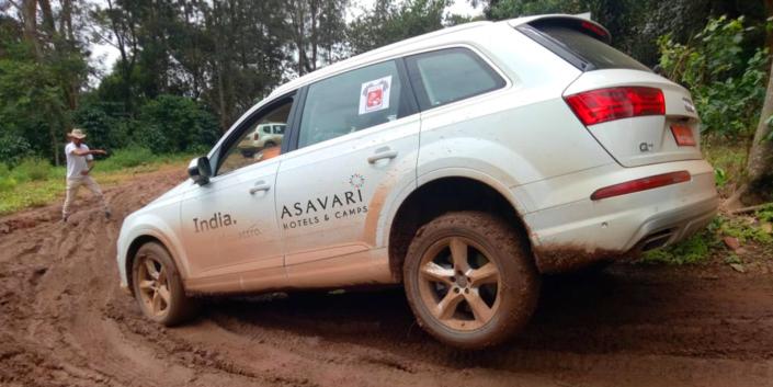 Chikkamagaluru Monsoon Rally on 28 August 2021