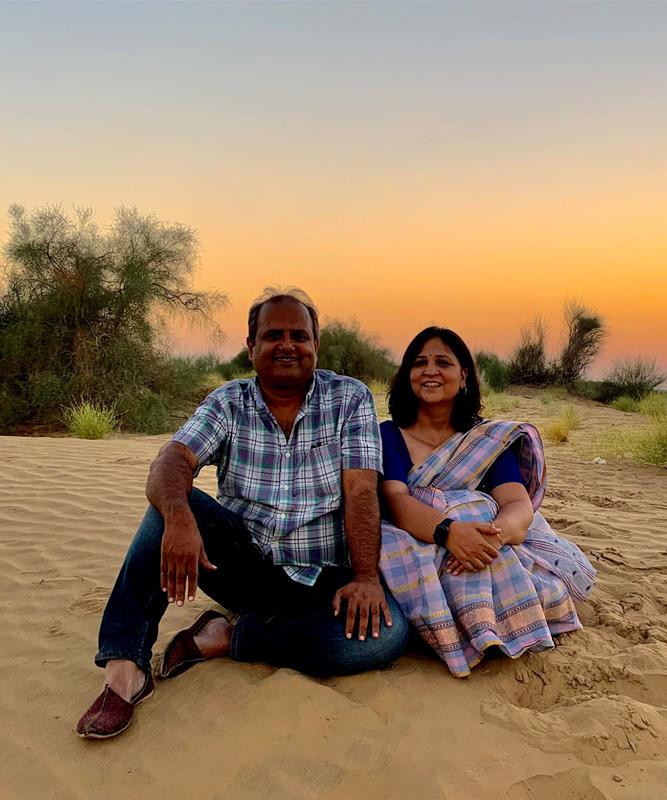 Asavari Hotels and Camps Story